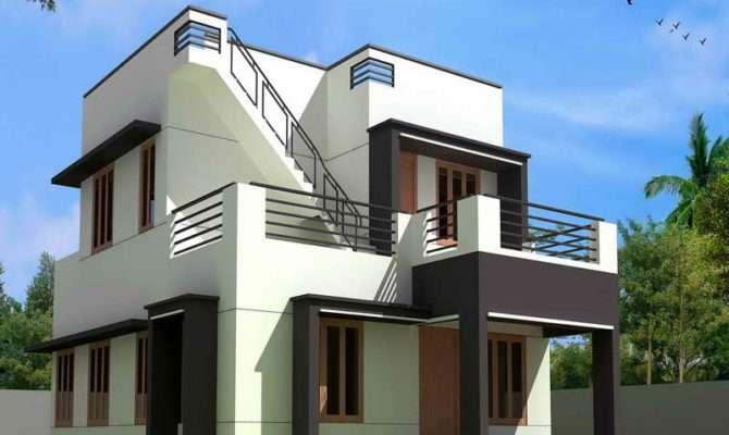 Simple Modern House Designs Details Pool Architecture