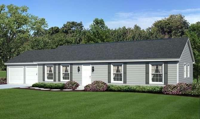 Simple Ranch House Plans Unique