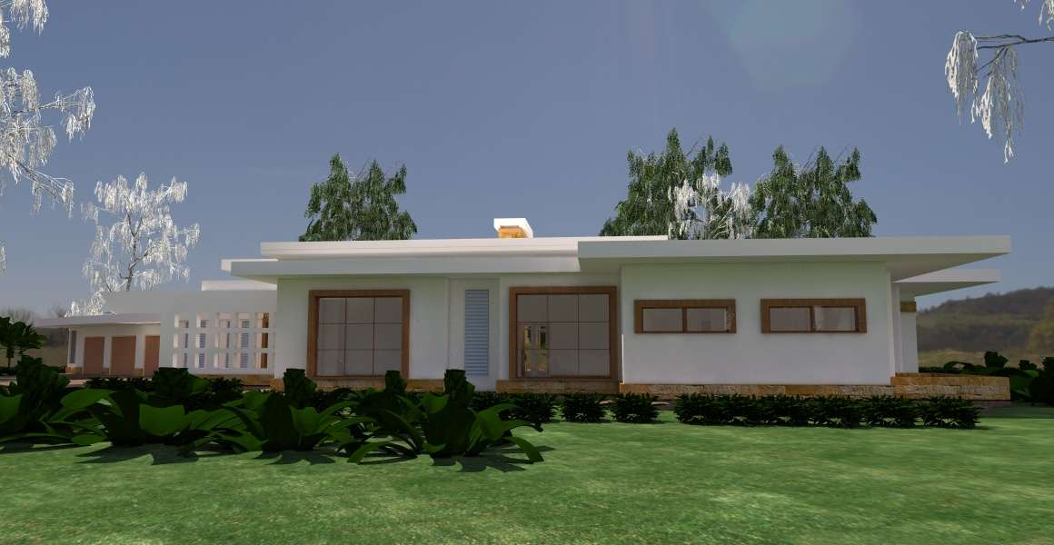 Simple Ranch Style Rambler Ideas Building Plans