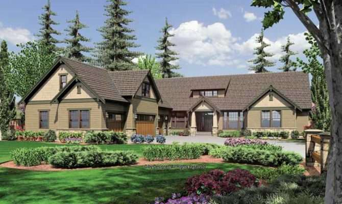 Simple Shaped Ranch Style Homes Placement Building