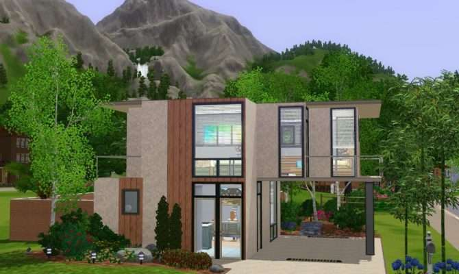 Simple Sims House Plans Best