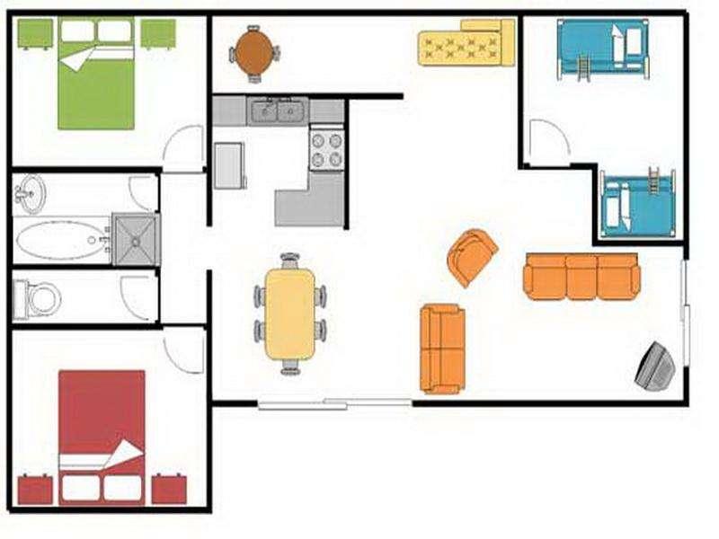 Simple Small House Floor Plans