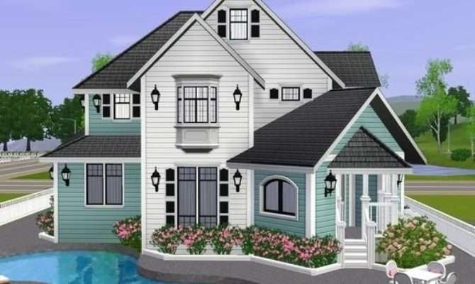 Sims Awesome Houses New Best Ideas