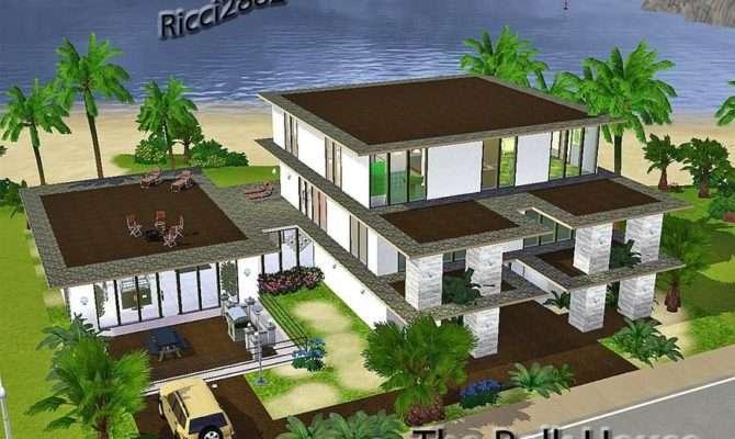Sims Belk House