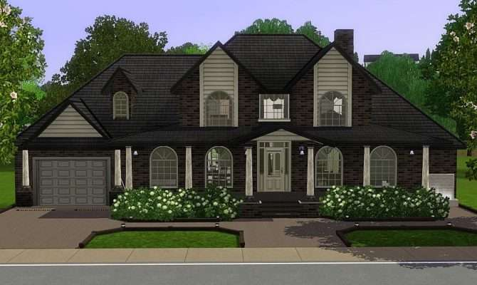 Sims Blog Brown Sugar Generation House Romagi