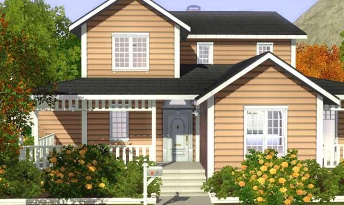 Sims Blog House Noel