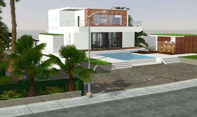 Sims Blog Modern House Zveki