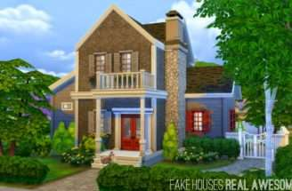 Sims Blog New Houses Fake Real Awesome