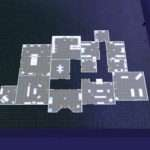 Sims House Blueprints Entrance Blueprint