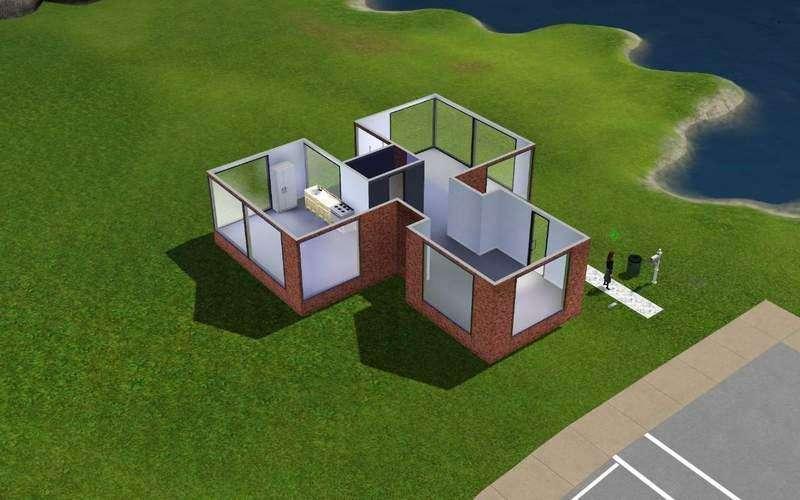 Sims House Building Ideas