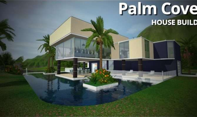 Sims House Building Palm Cove Simified Youtube