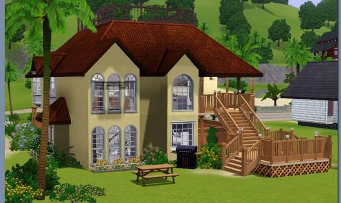 Sims House Designs Ideas Plans