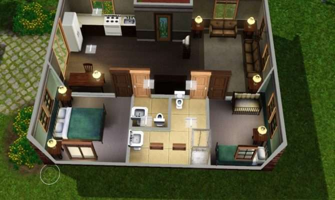 Sims House Plans Android Iphone Ipad