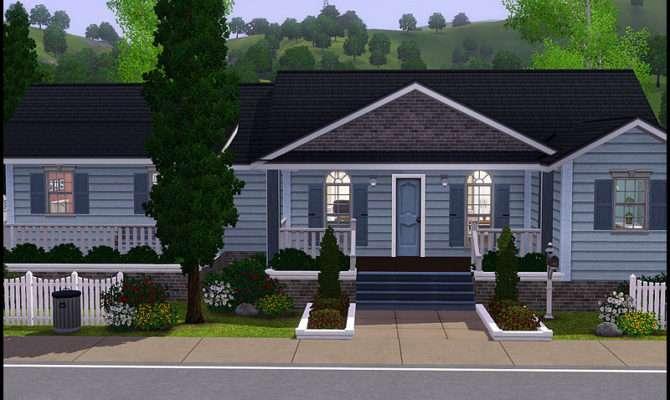 Sims House Simple Joy Studio Design
