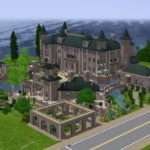 Sims Mansions Mod Fantasy