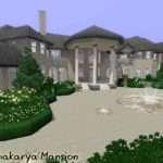 Sims Mansions Mod Mahakarya Mansion