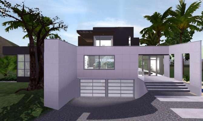 Sims Resource Tsr Fusion House Peskimus