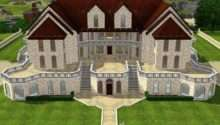 Sims Room Ideas Mansion Big House Floor Plans Our Garden