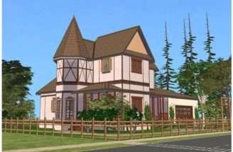 Sims Weekend Cottage Ramborocky Deviantart