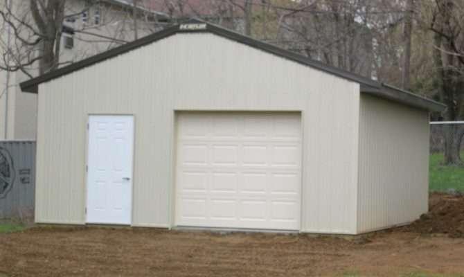 Single Car Garage Pennsylvania Pole Barns