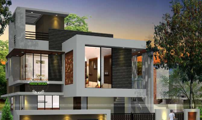 Single Floor Turning Double Home Kerala