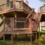 Single Multi Level Custom Decks Annapolis Patios