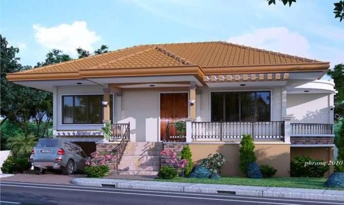 Single Storey Modern House Design Amazing Architecture
