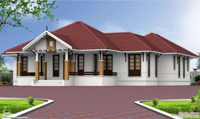 Single Story Bedroom House Plans Houz Buzz