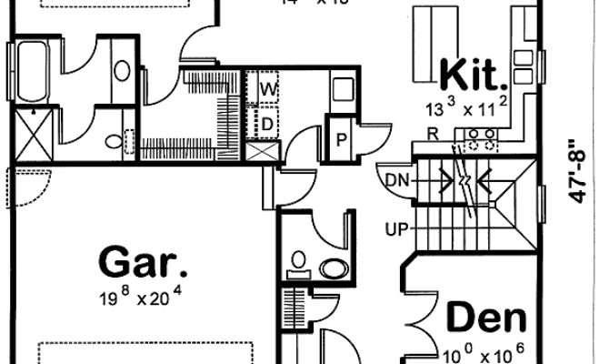 Sip House Plan Floor Master Suite Cad