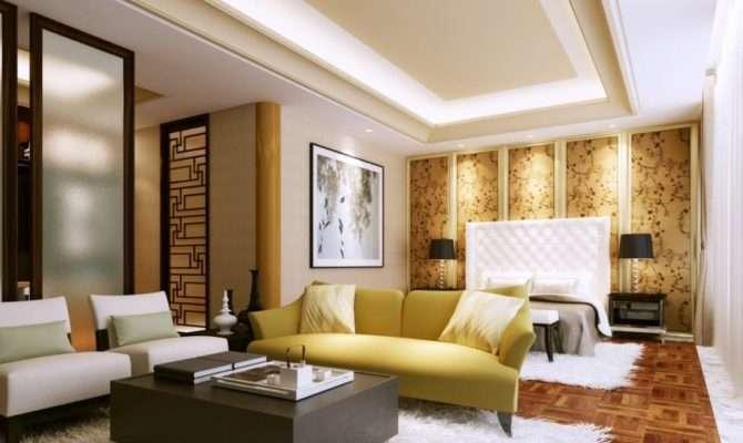 Sitting Room Bedroom Decorate Design Furniture House