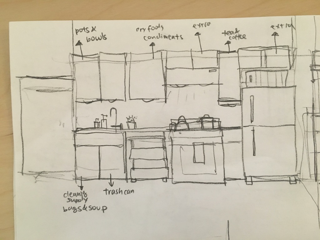 Sketch Design Floor Plans