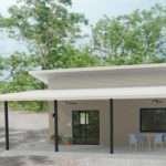 Skillion Roof House Designs