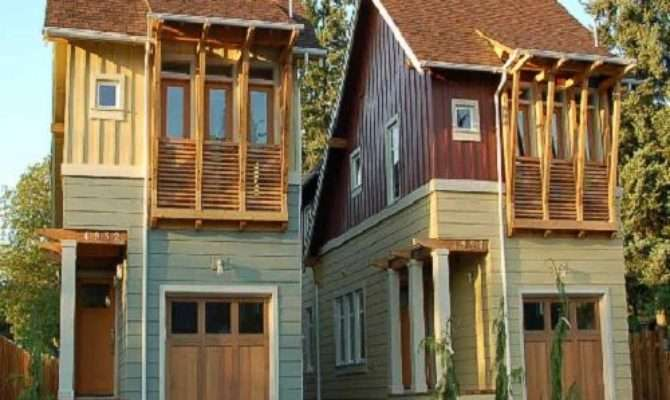 Skinny Homes Tiny Lots Civil Contractors