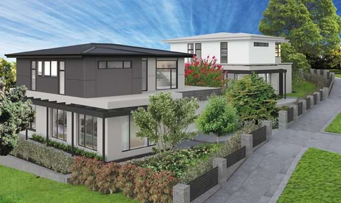 Sloping Block Builders Melbourne Geelong Gentrify