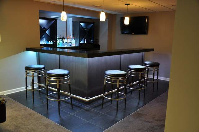 Small Basement Bar Ideas Designs Enhancedhomes