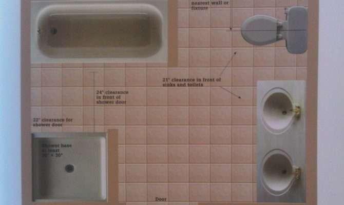 Small Bathroom Layouts Shower Nice