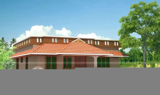 Small Beautiful Home Low Budget Kerala Design