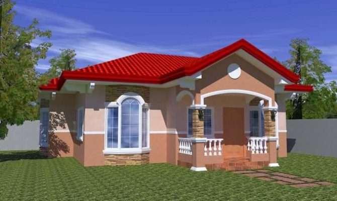 Small Beautiful House Floor Plan Layout