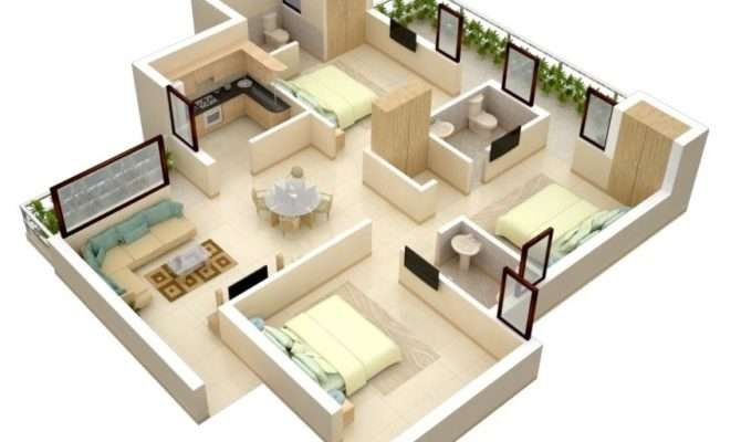 Small Bedroom Floor Plans Interior Design Ideas