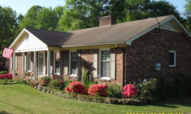 Small Brick Ranch House New Listing Beautiful