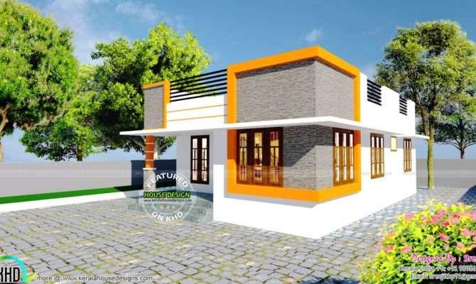 Small Budget Home Kerala Design Floor