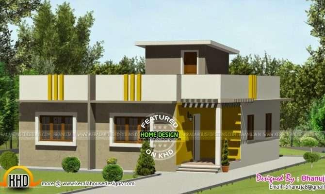 Small Budget House Plan Kerala Home Design Floor Plans