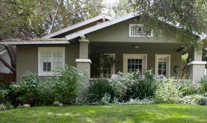 Small Bungalow House Home Exterior Design Ideas