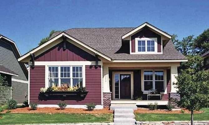Small Bungalow House Plans Design