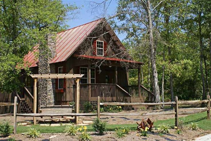 Small Cabin House Plans Loft Cabins Pinterest