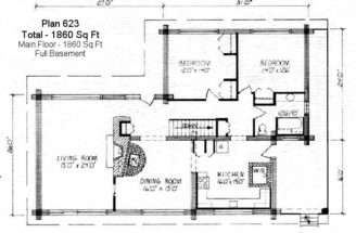 Small Cabin Plans Loft Under Square Feet Joy Studio Design