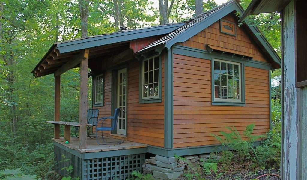 Small Cabin Plans Loft