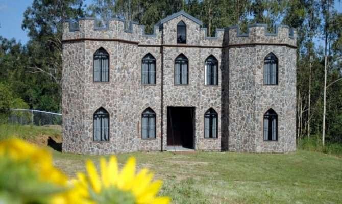 Small Castle House Plans Escortsea