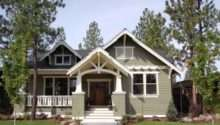 Small Craftsman Cottage Plans Blueprint Quickview Front