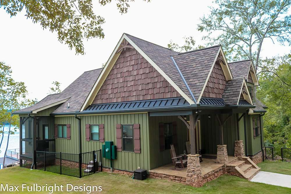 Small Craftsman Style House Plans Stunning Main Floor